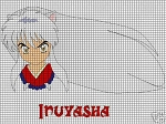 Inuyasha Face Crochet Pattern