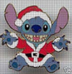 Stitch Christmas Crochet Pattern