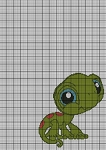 Littlest Pet Shop Lizard Crochet Pattern
