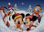 Disney X-Mas Crochet Pattern