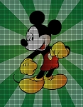 Gotta Love Mickey Crochet Pattern