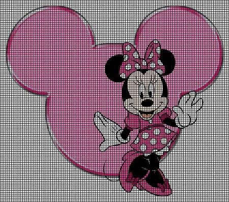Minnie Mouse Ears Crochet Pattern