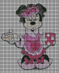 Minnie Mouse Morning Crochet Pattern