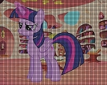 My Little Poney - Twilight Sparkle Crochet Pattern