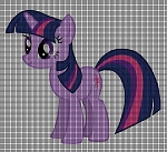 Twilight Sparkle Crochet Pattern