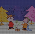 It's Christmas Charlie Brown Crochet Pattern