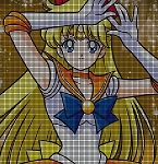 Sailor Moon All Arms Crochet Pattern