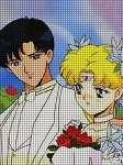 Sailor Moon White Wedding Crochet Pattern