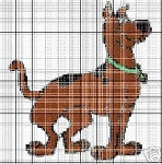 Scooby Stands Tall Crochet Pattern
