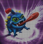 Skylanders Wrecking Ball Crochet Pattern
