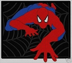 Spiderman Crawl Crochet Pattern