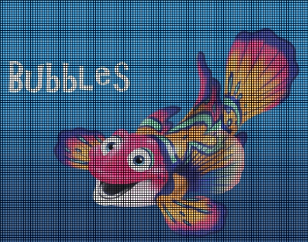 Bubbles Crochet Pattern