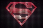 Superman Logo Black & Red Crochet Pattern