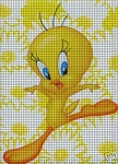 Tweety Jumping Crochet Pattern