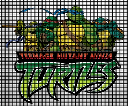 The Cutest Ninja Turtle Crochet Patterns | Crochet baby hats ... | 373x450