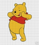 Pooh I'm So Cute Crochet Pattern