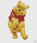 Pooh Not Me Crochet Pattern