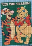 Pooh Tis The Season Crochet Pattern