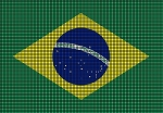 Brazil Flag Crochet Pattern