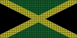 Jamaica Flag Crochet Pattern