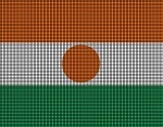 Niger Flag Crochet Pattern
