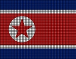 North Korea Flag Crochet Pattern