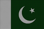 Pakistan Flag Crochet Pattern