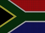South Africa Flag Crochet Pattern