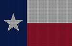 Texas State Flag Crochet Pattern