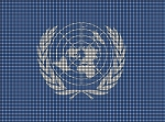 United Nations Flag Crochet Pattern