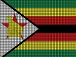 Zimbabwe Flag Crochet Pattern