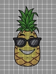 Cool Pineapple Crochet Pattern
