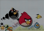 Angry Birds In Flight Crochet Pattern