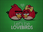 Let's Be Lovebirds Crochet Pattern