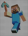 Minecraft Games Crochet Pattern