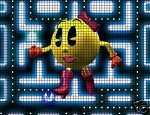 Ms. Pac Man Crochet Pattern