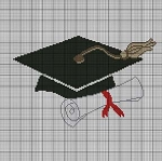 Graduation With Honors Crochet Pattern