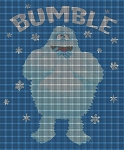 Bumble the Snowman Crochet Pattern