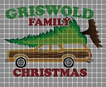 Griswold Christmas Crochet Pattern