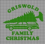 Griswold Family X-mas Crochet Pattern