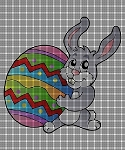 Easter Bunny Egg Crochet Pattern