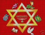Happy Hanukkah Crochet Pattern