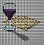 Wine for Passover Crochet Pattern