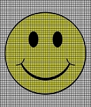 Smiley Face Crochet Pattern