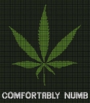 Comfortably Numb Crochet Pattern