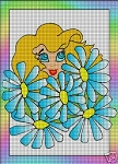 Spring Time Flowers Crochet Pattern