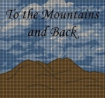 To the Mountains & Back Crochet Pattern