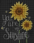 You are my Sunshine Crochet Pattern
