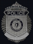 MA Police Badge Crochet Pattern