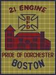 Pride of Dorchester Crochet Pattern